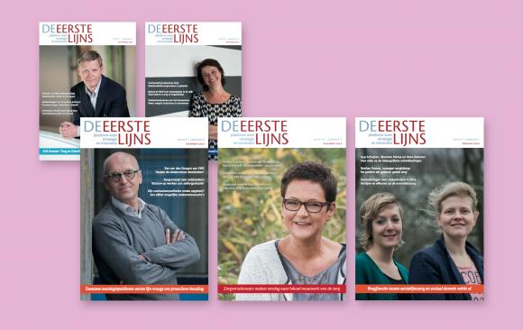Hoofdredacteur: DOQ.nl (artsen), TVV (verzorgenden), De Eerstelijns (huisartsen)