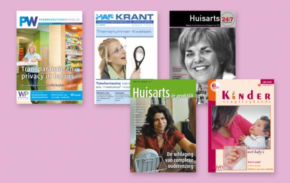 Eindredacteur magazines